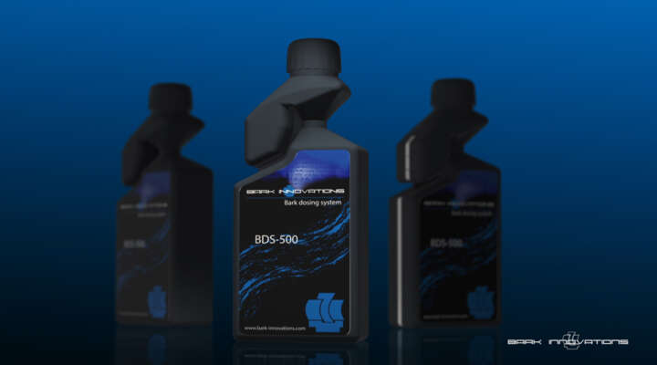 Bark Innovations | Dosing Bottle